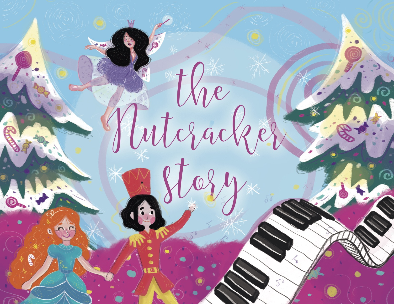 0 The Nutcracker Story